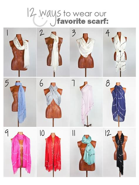 ways to drape a scarf 17 best images about peace love world fall and