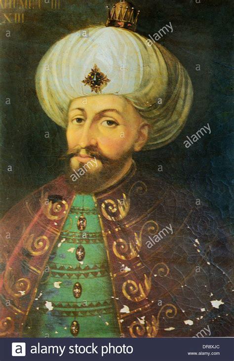 ottoman emperor turkish ottoman sultan mehmed iii 1566 1603 portrait