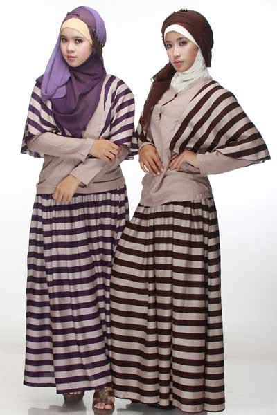 Cuci Gudang Optrimax Plum koleksi taniaz busana muslim anggun