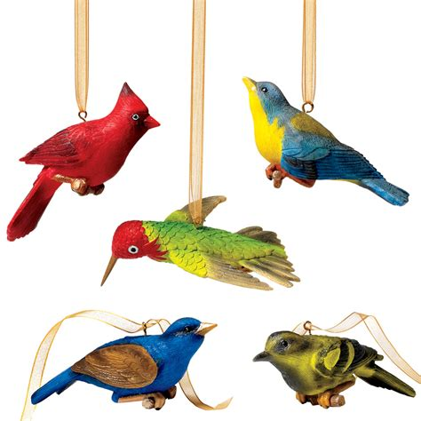 audubon birds christmas ornaments christmas ornaments