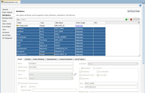 adf layout exles andrejus baranovskis blog adf query design revisited with