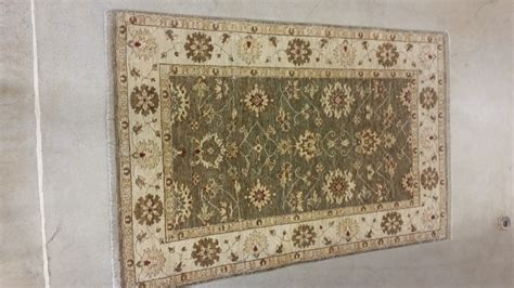 Olive Area Rug Area Rug Olive Green Ivory Trim Pv Rugs