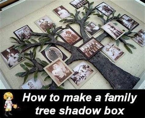 Handmade Family Tree Ideas - family tree home trees and
