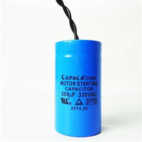 motor start capacitor voltage duro auto lift start capacitor for 330vac motor power unit