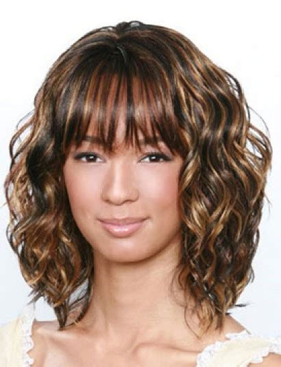 wavy layered wig for african americans brown layered curly african american wigs short lace wigs