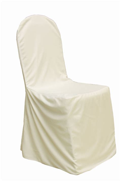 ivory chair cover rentals banquet ivory chair cover tesoro event rentals