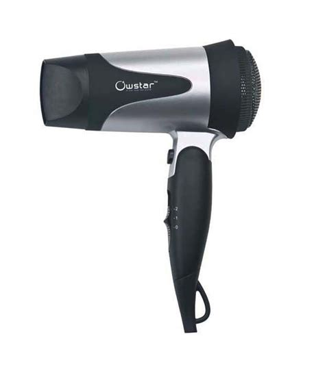 Hair Dryer At Low Price ovastar 1212 hair dryer black buy ovastar 1212 hair dryer black low price in india on