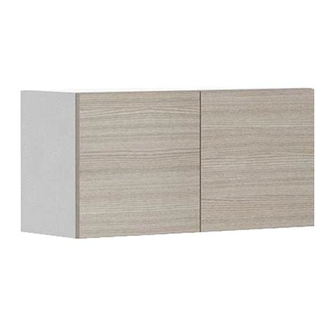 melamine kitchen cabinet doors fabritec ready to assemble 30x15x12 5 in geneva wall