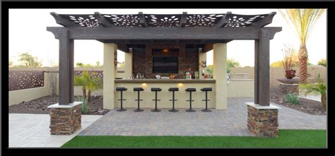 Summer Kitchen Ideas by Backyard Barbecue Design Ideas