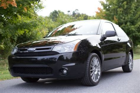 ford focus 2010 tires sell used 2010 ford focus coupe ses sport 2 door auto