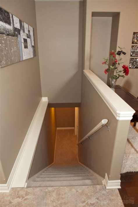 smart short walls are also called pony walls or knee half wall with cap and oak rail to basement quot we don t