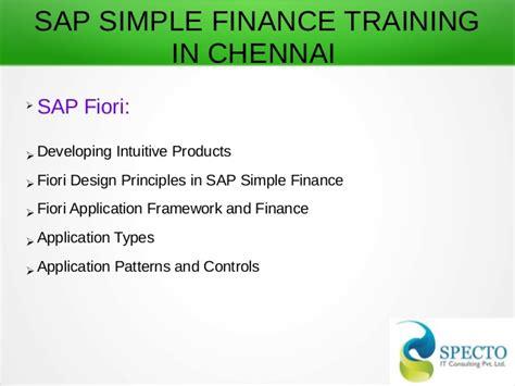 sap tutorial kolkata sap simple finance online training in germany