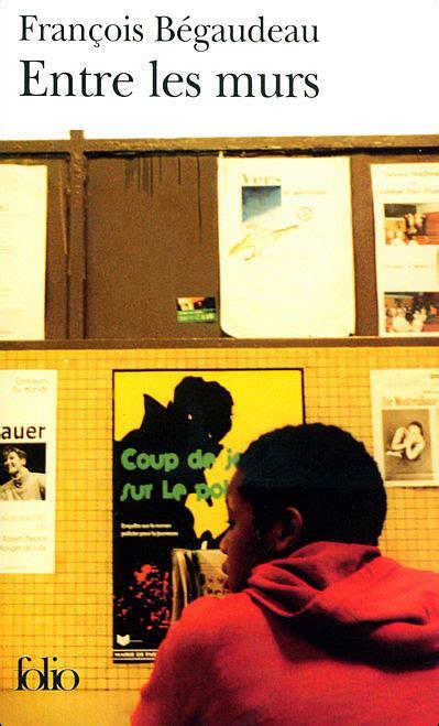 libro entre les murs folio entre les murs comprar libro en fnac es