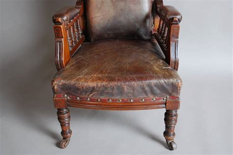 childs armchair sale mahogany and leather large childs armchair for sale at 1stdibs