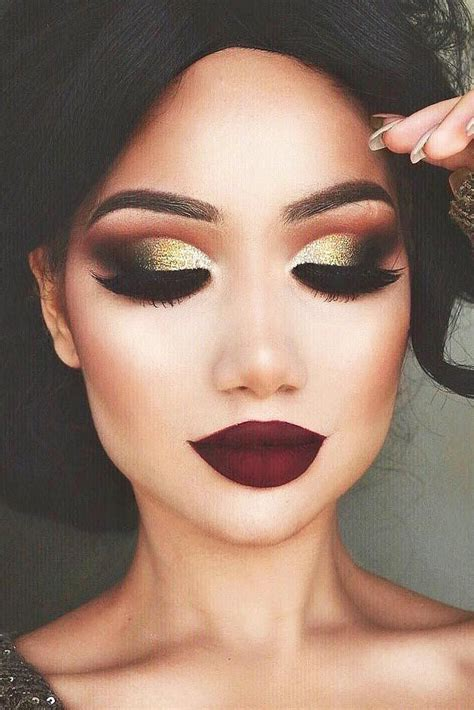 christmas makeup images 1000 ideas about makeup looks on pinterest makeup