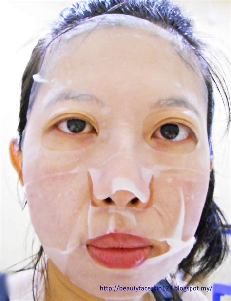 Masker Acnes great skin review on my scheming herbal anti acne mask
