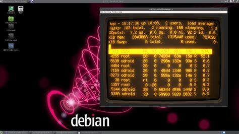 cool retro term terminal emulator with retro style ubuntu portal odroid view topic tools cool retro term terminal