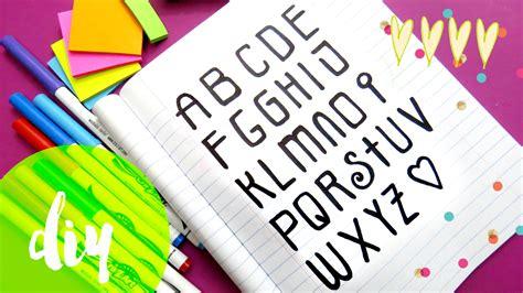 imagenes muy bonitas con letras letras bonitas paso a paso 2 youtube