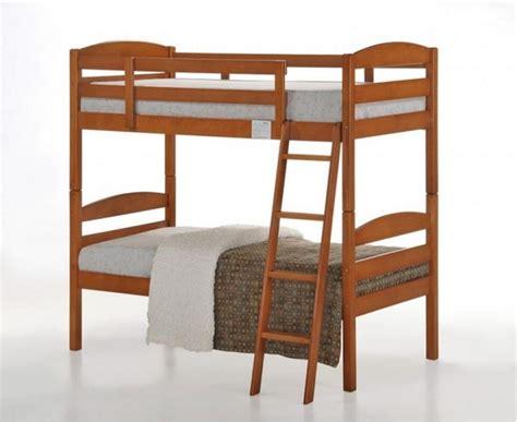 cherry bunk bed tripoli cherry hardwood bunk bed