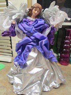 purple angel tree topper 181 best tree toppers images on in 2018