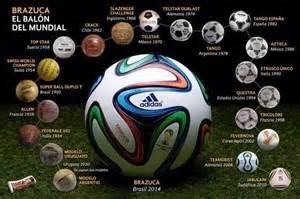 les ballons de la coupe du monde jusqu 224 brazuca br 233 sil 2014