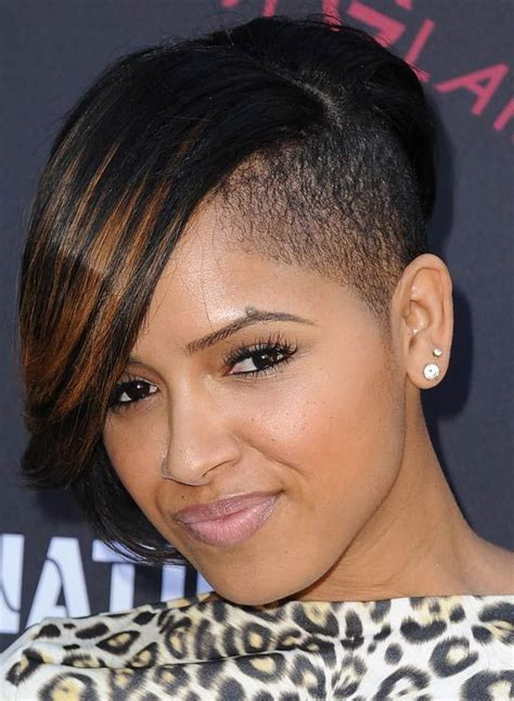 one sided black hairstyles top 50 bold bald and beautiful hairstyles short stacked