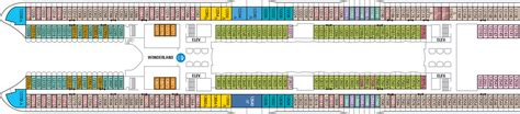 D3 Js Floor Plan by Deck Plans Harmony Of The Seas