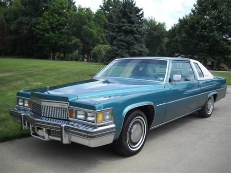 1979 Cadillac Coupe Convertible by 36 Best Images About 1979 Cadillac Coupe On