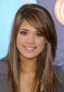 Long layered hairstyles with side bangs 2013 hairstyles amp trends