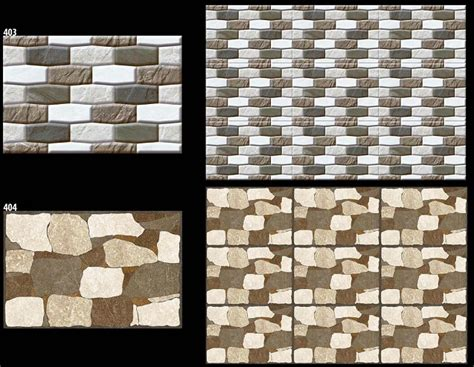 home front elevation tile design in pakistan