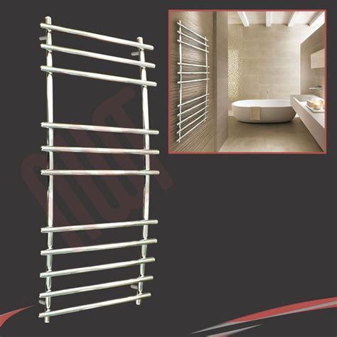 cheap bathroom radiators towel rails huge sale designer heated towel rails warmers bathroom radiators chrome white ebay
