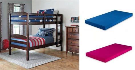 Deal Beds by Better Homes Gardens Bunk Beds 2 Bonus Mattresses Only