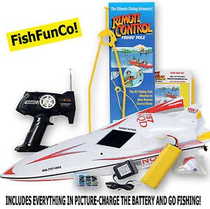remote control fishing boat bass pro new bass pro remote control rc fishing boat 30 inch catch