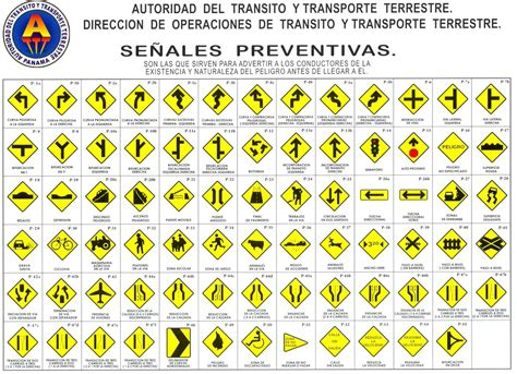 imagenes informativas wikipedia las senales de transito se 241 ales de transito se 241