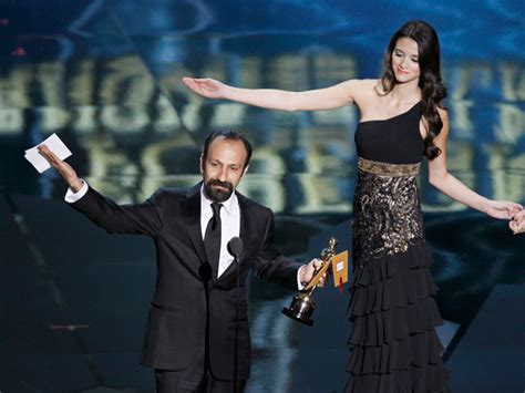 iranian film in oscar oscars iran s a separation wins best foreign language