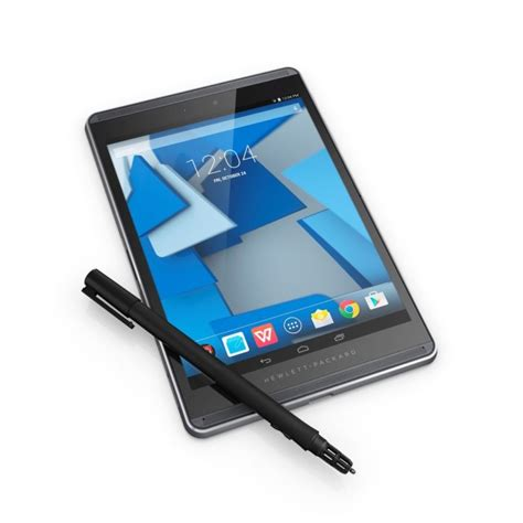 12 inch android tablet hp launches a 12 inch android tablet ubergizmo