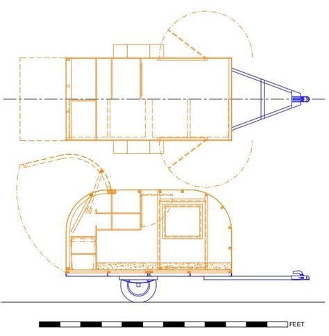 teardrop trailer plans free 188 best teardrop trailer plans and ideas images on
