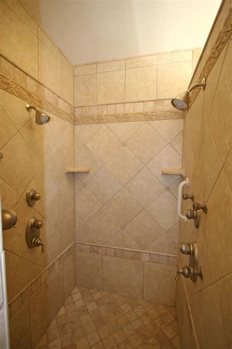 Tiled Shower Stalls Tiled Shower Stalls Showers