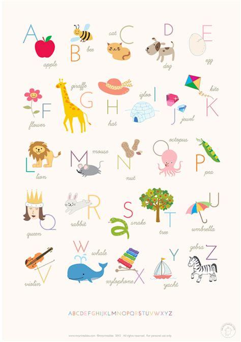 printable alphabet posters mr printables