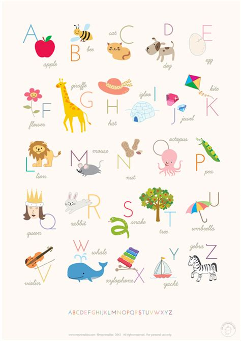 printable posters download printable alphabet posters mr printables