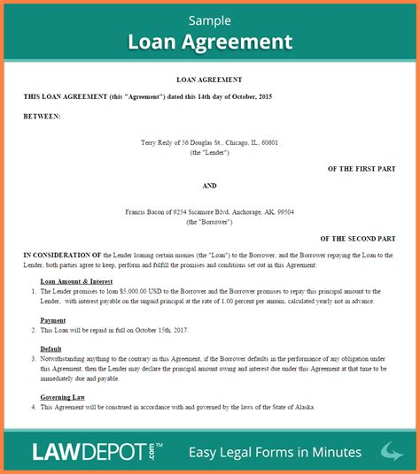 8 Personal Loan Agreement Between Friends Purchase Agreement Group Personal Loan Agreement Between Friends Template