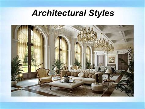 different architectural styles different architectural styles authorstream