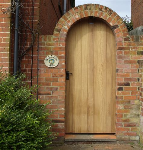 Trellis Arch Top Glemham Gate Curved Cut Boards