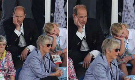 edward and some of his descendants classic reprint books prince edward and louise look bored and