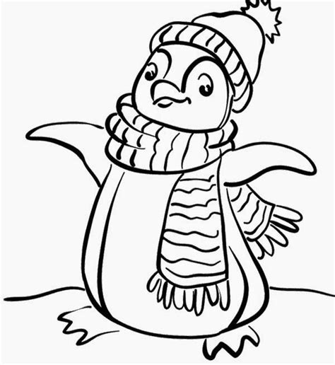 coloring pages of cute baby penguins colours drawing wallpaper cute baby penguin colour