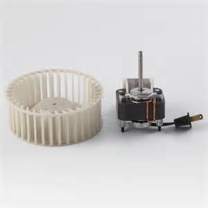 bathroom fan replacement motor broan 174 replacement ventilation fan motor and blower wheel