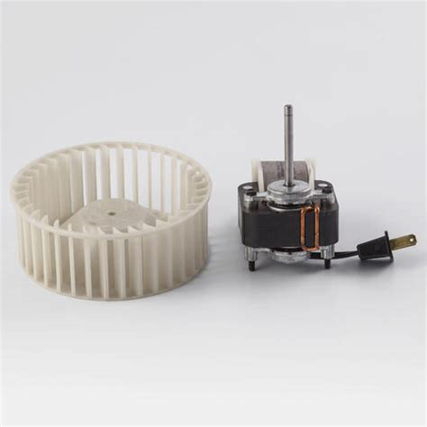 replacement bathroom fan motor broan 174 replacement ventilation fan motor and blower wheel