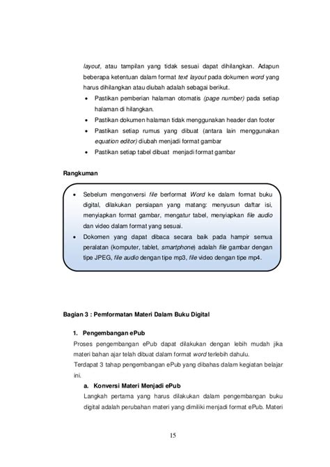 format buku epub buku digital e pub