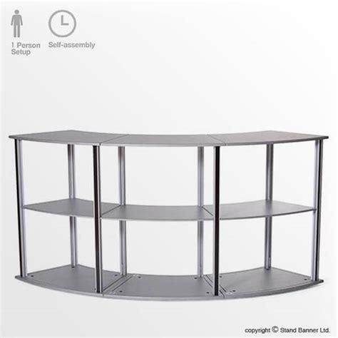 Frame Stand Pop Up Framestand Promo Toko Uk A3 portable promo counter bar promotions event marketing bar