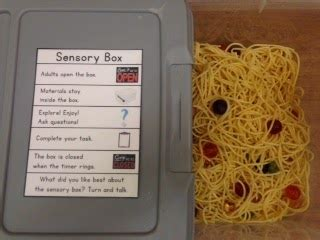 Sensory Box Seri B 5 for friday style me positively learning